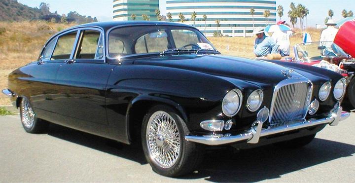 Jaguar MK X