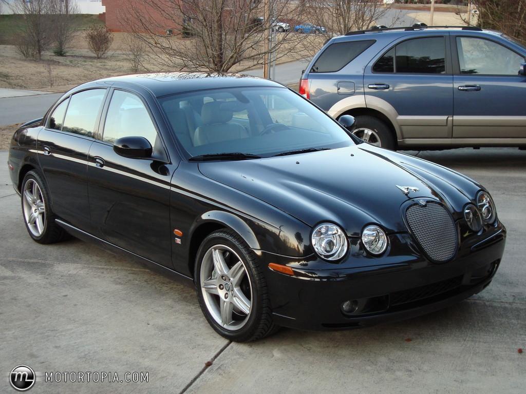 Jaguar S-Type 4.2