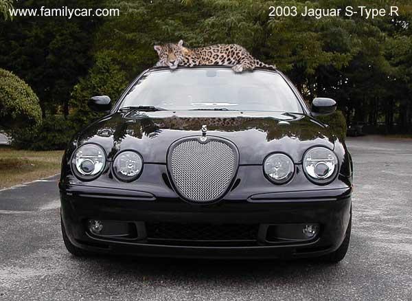 Jaguar S-Type 4.2 R