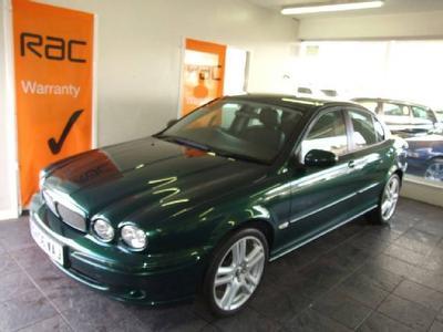 Jaguar X 2.0