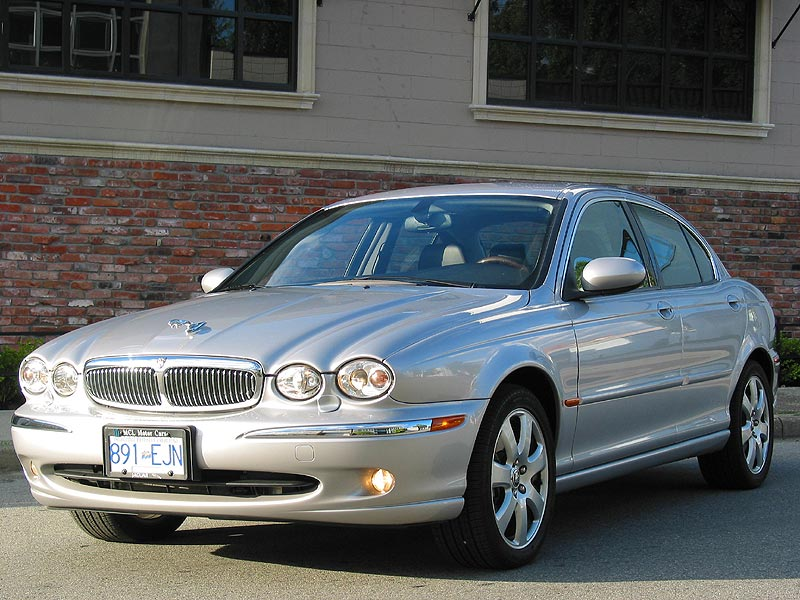 Jaguar X 2.5 AT