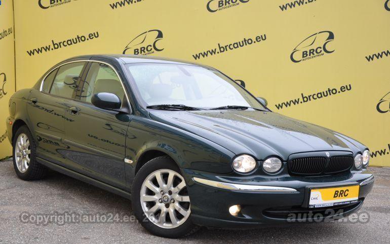 Jaguar X 2.5 i V6 24V AT