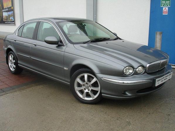 Jaguar X-Type 2.0 V6 SE