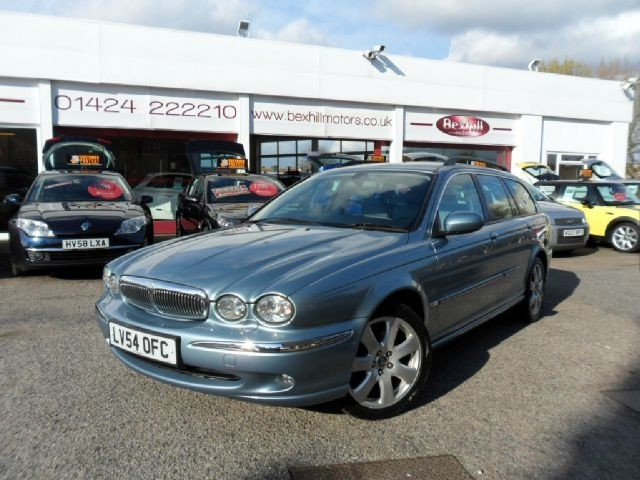 Jaguar X-Type 2.0 V6 SE Estate