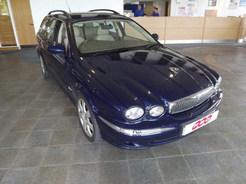 Jaguar X-Type Estate 2.5 V6 Automatic