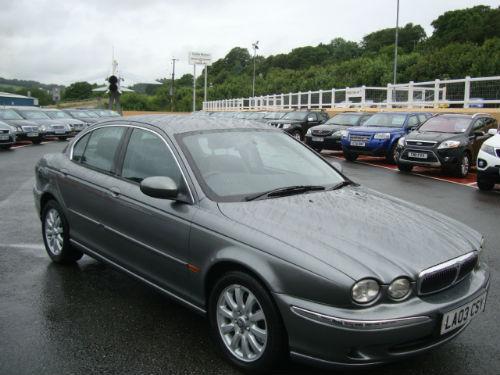 Jaguar X-Type V6 2.5 Classic