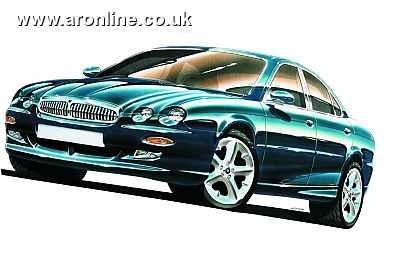 Jaguar X400
