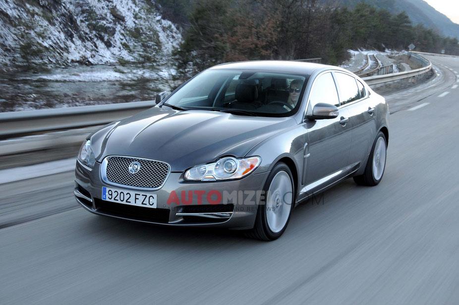 Jaguar XF 3.0 D AT Premium Luxury