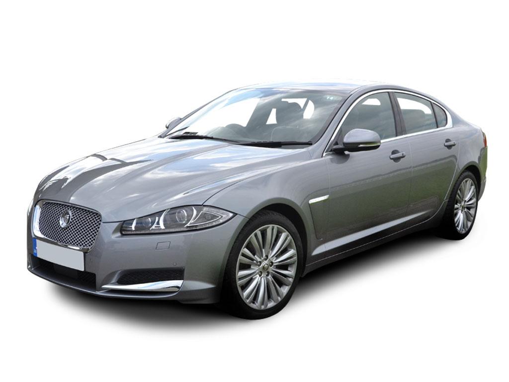 Jaguar XF 5.0 Portfolio