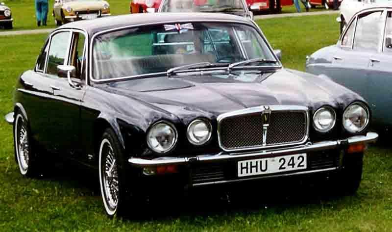 Jaguar XJ 12 H.E.