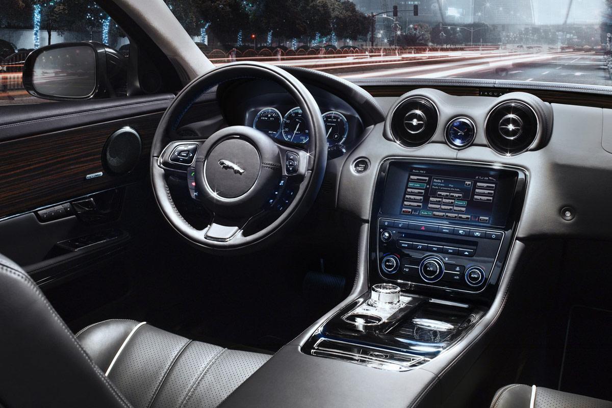 Jaguar XJ 5.0 Supercharged