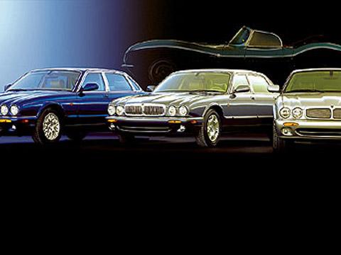 Jaguar XJ XJ6 3.2 i 24V Classic AT