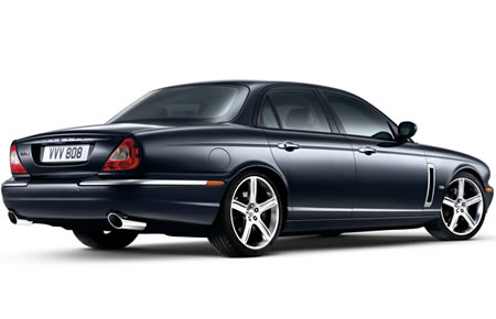 Jaguar XJR 4.2 Portfolio