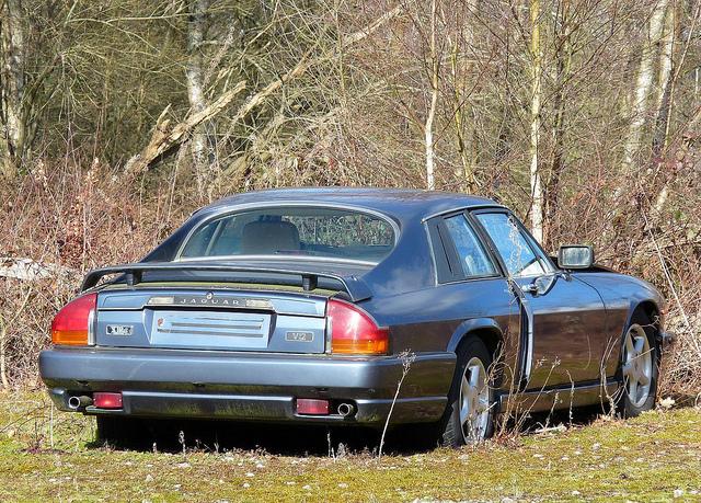 Jaguar XJR S 6.0