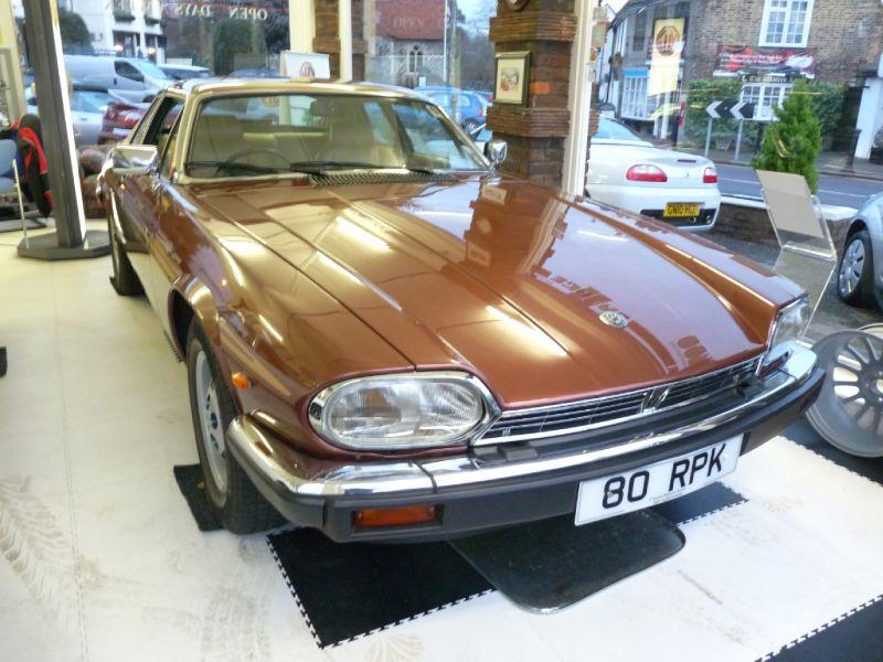 Jaguar XJS 5.3
