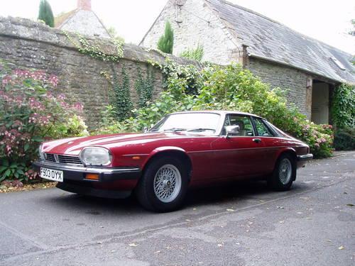 Jaguar XJSc 3.6