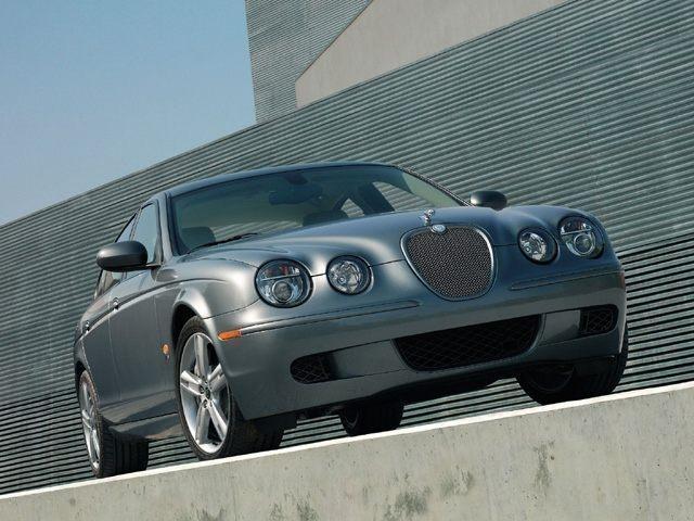 Jaguar XK 4.2 300HP AT