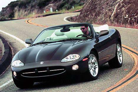 Jaguar XK8 4.2 i V8 32V