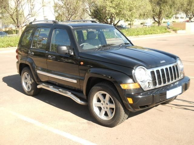 Jeep Cherokee 3.7 Limited Automatic
