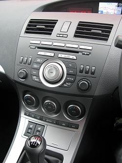 Mazda 3 2.2 Diesel 185hp MT