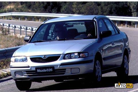 Mazda 626 1.8i