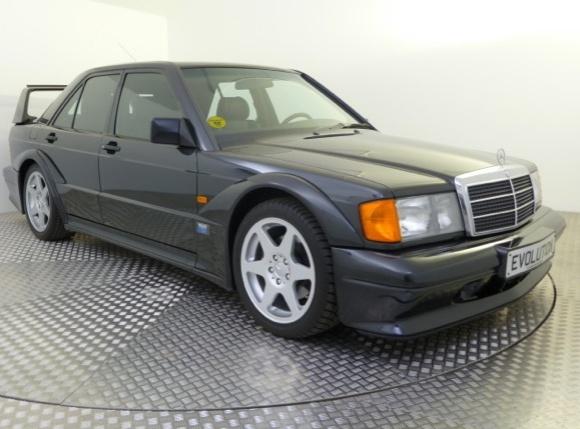 Mercedes-Benz A 210 Evolution MT