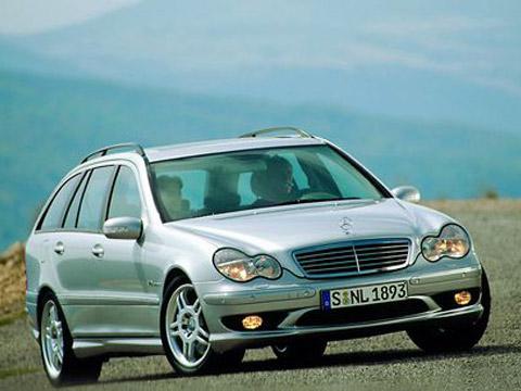 Mercedes-Benz C 200 CDI 116hp AT