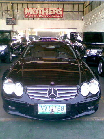Mercedes-Benz CL 55 500hp AT