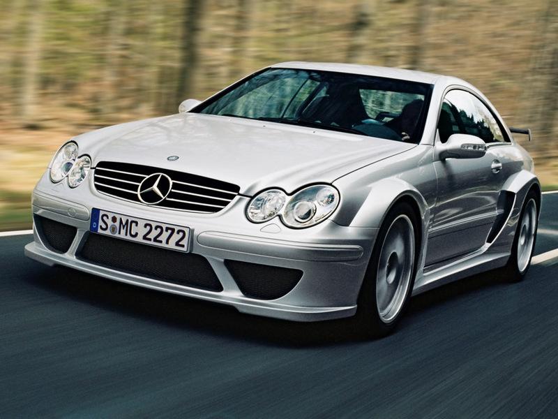 Mercedes-Benz CLK CDI 20V MT