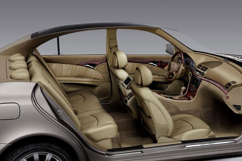 Mercedes-Benz E 200 Kompressor Classic