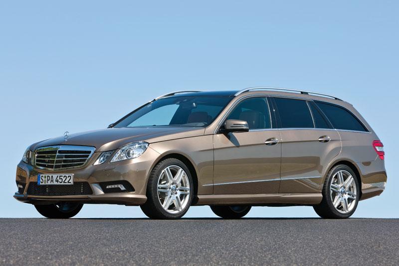 Mercedes-Benz E 350 Estate Elegance