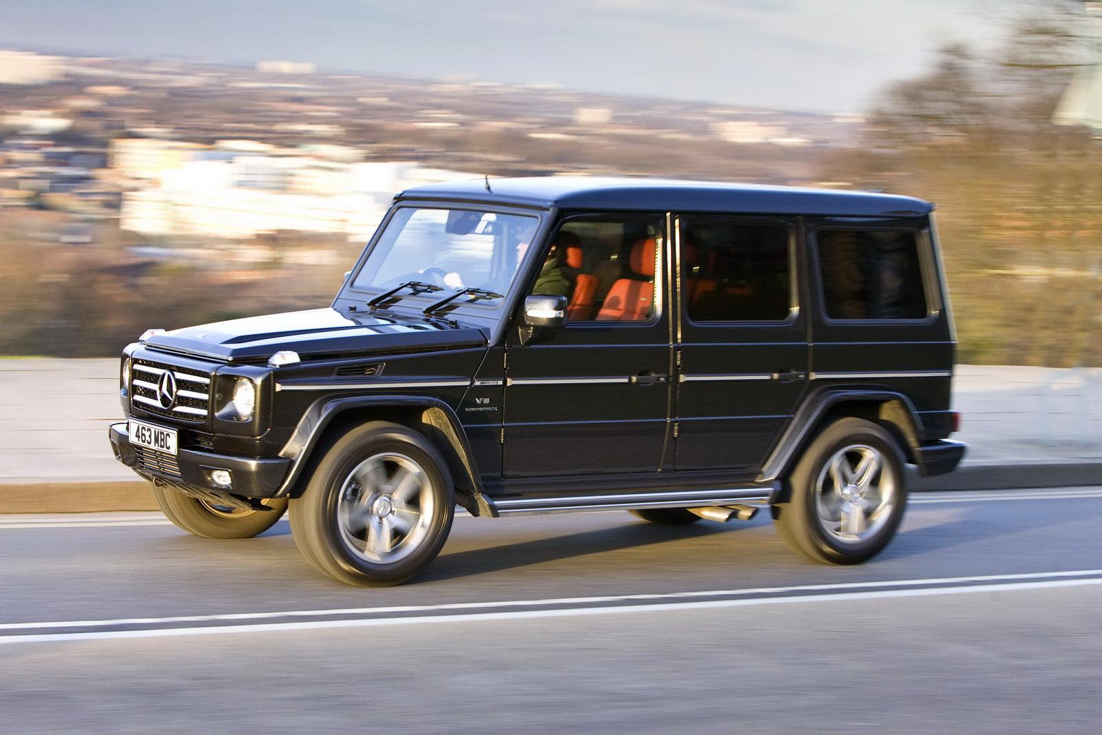 Mercedes-Benz G 350 CDi