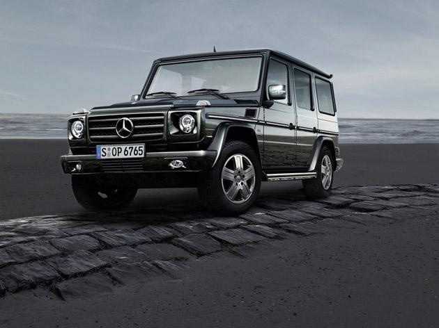 Mercedes-Benz G 500 Wagon