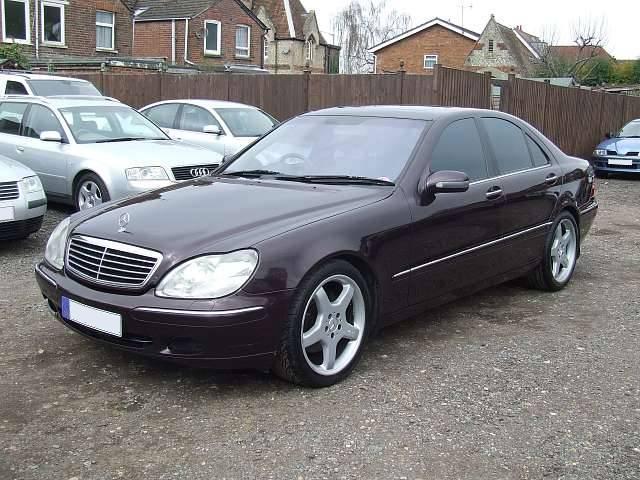 Mercedes-Benz S 430 AT