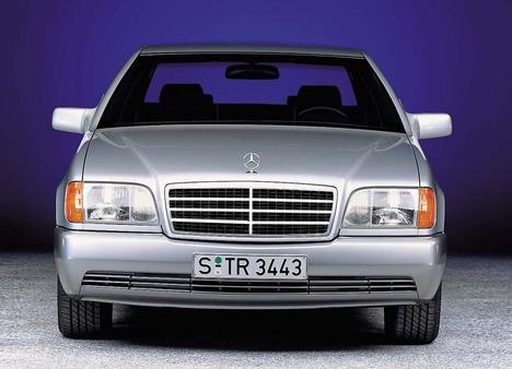 Mercedes-Benz S S 300 Turbo-D (140.135)
