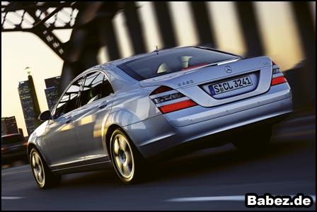 Mercedes-Benz S S 420 L