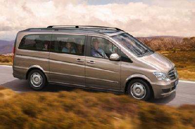 Mercedes-Benz Viano 3.5 AT Trend