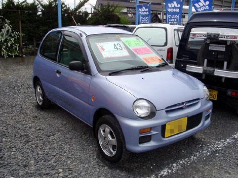 Mitsubishi Minica