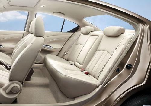 Nissan Almera Sedan 1800 Luxury