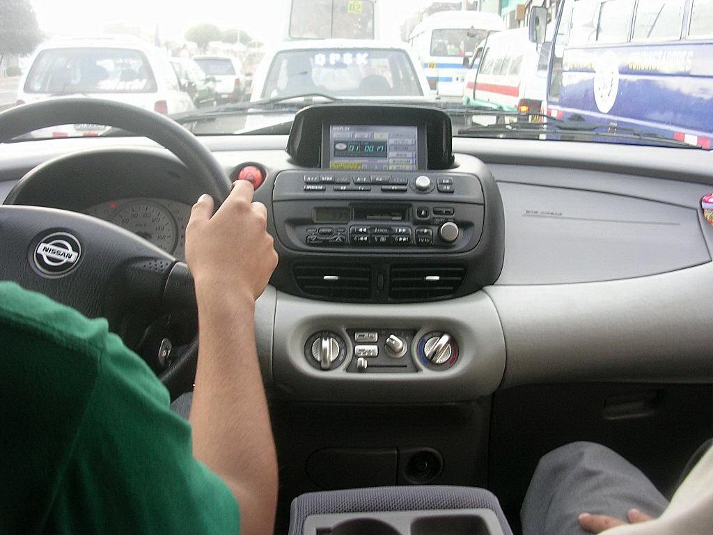 Nissan Almera Tino 1.8