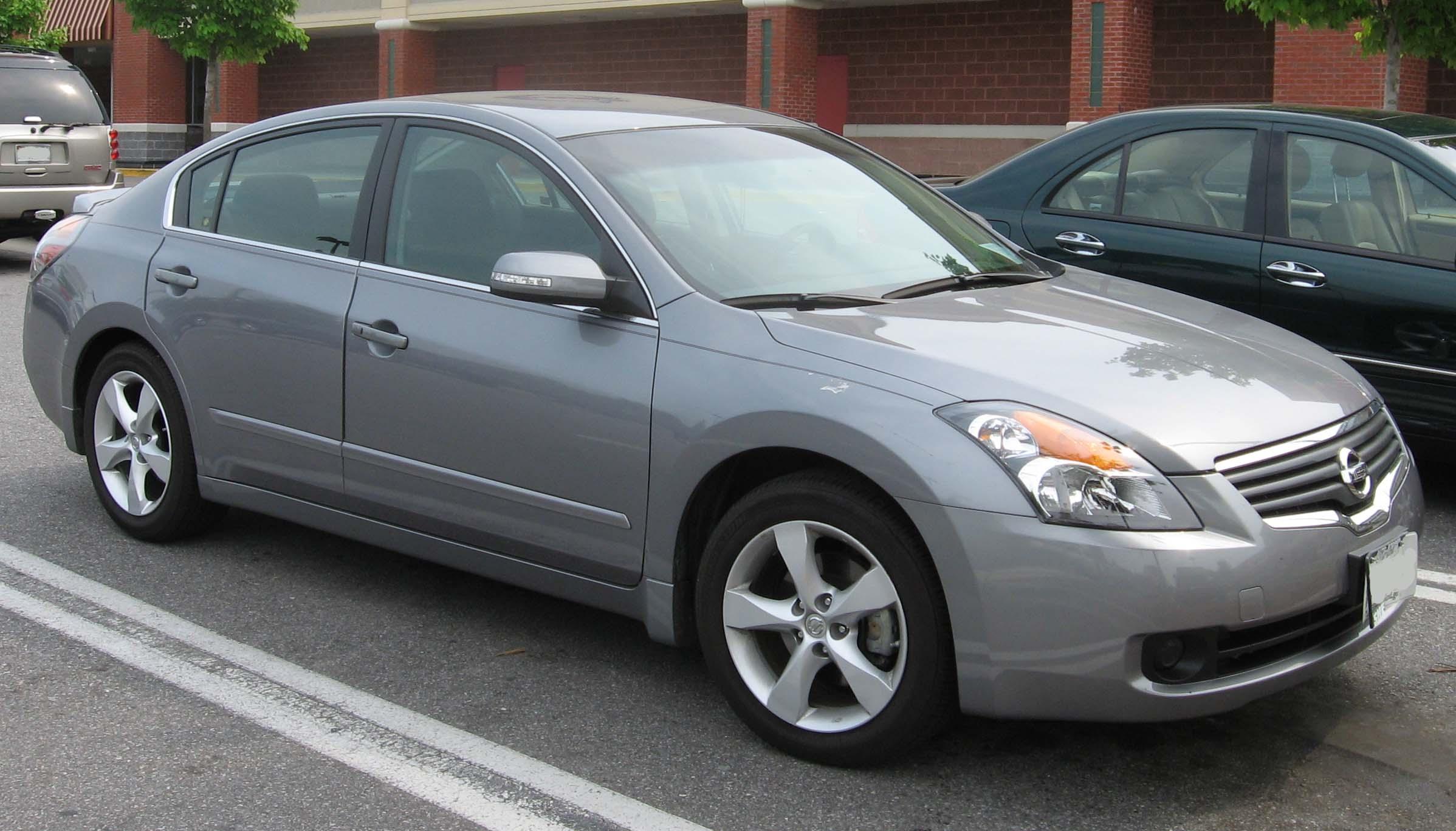 Nissan Altima 3.5 SE