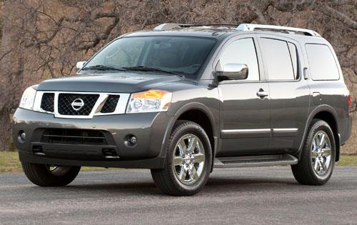 Nissan Armada E