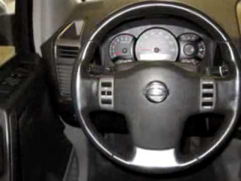 Nissan Armada SE Off-road