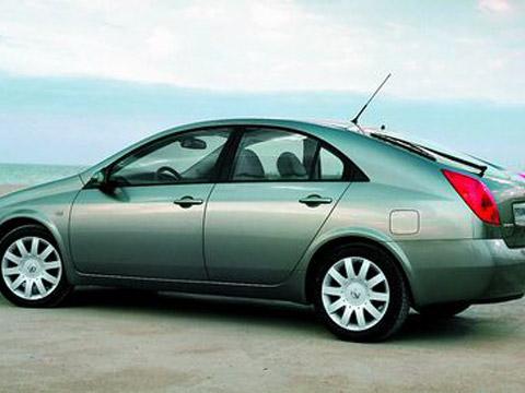Nissan Bluebird 1.9 D