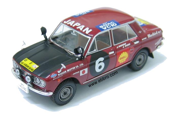 Nissan Bluebird 410