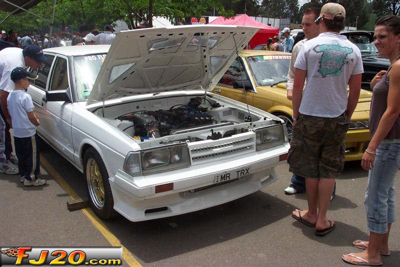 Nissan Bluebird 910