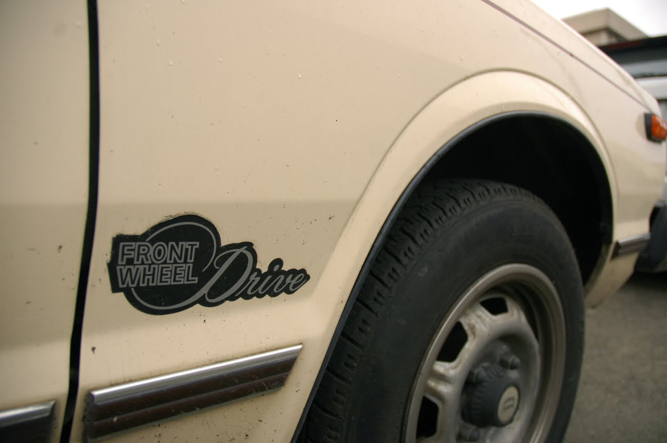 Nissan Cherry 100 A Wagon