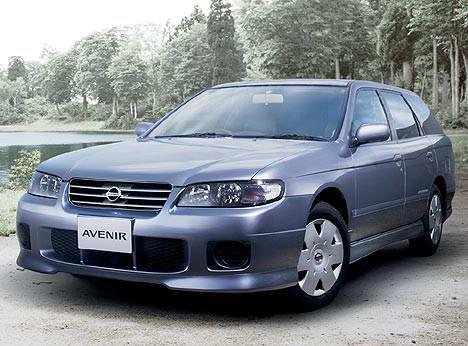 Nissan Liberty 2.0 i 16V