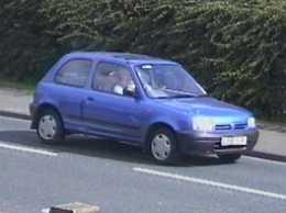 Nissan Micra 1.0