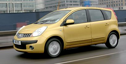Nissan Note 1.4